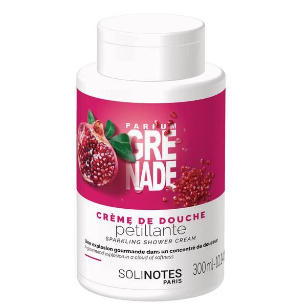 Solinotes Shower Gel - Pomegranate 10.14 fl. oz