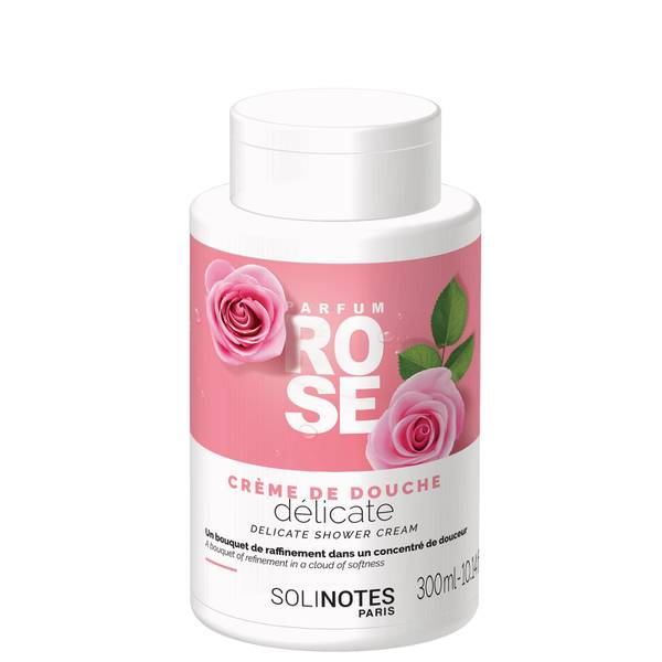Solinotes Shower Gel - Rose 10.14 fl. oz