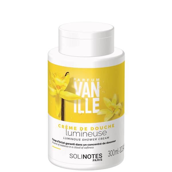 Solinotes Shower Gel - Vanilla 10.14 fl. oz