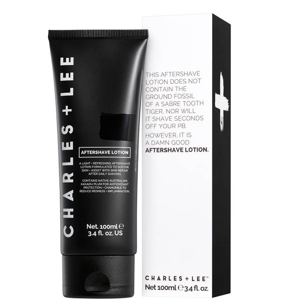Charles + Lee Aftershave Lotion 100ml