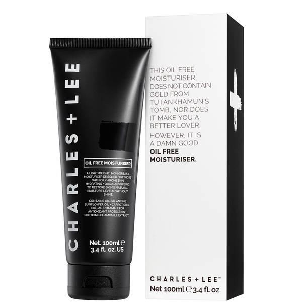 Charles + Lee Oil Free Moisturiser 100ml