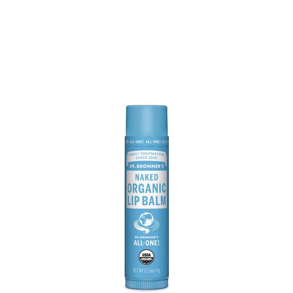 Dr. Bronner's Organic Organic Lip Balm - Naked 4g