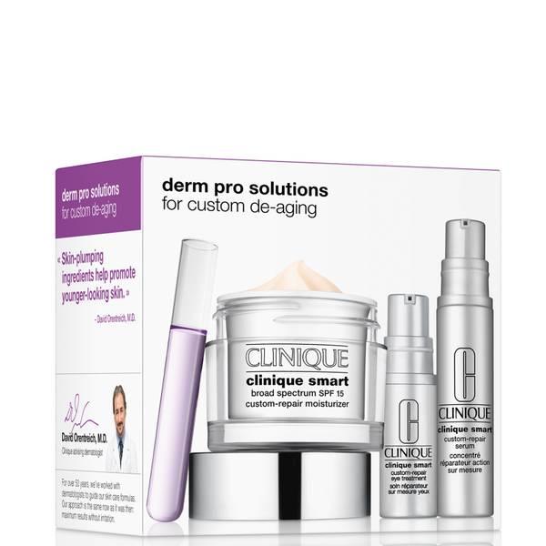 Clinique Derm Pro Solutions Set for Custom De-Ageing