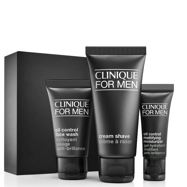 Clinique for Men Starter Kit for Daily Age Repair