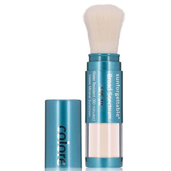 Colorescience Sunforgettable® Brush-On Sunscreen SPF 30 (0.21 oz.)