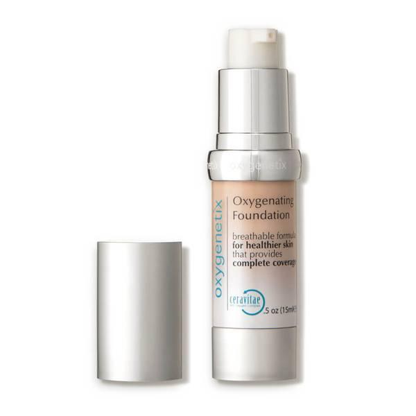 Oxygenetix Oxygenating Foundation Blue Undertones (15 ml.)