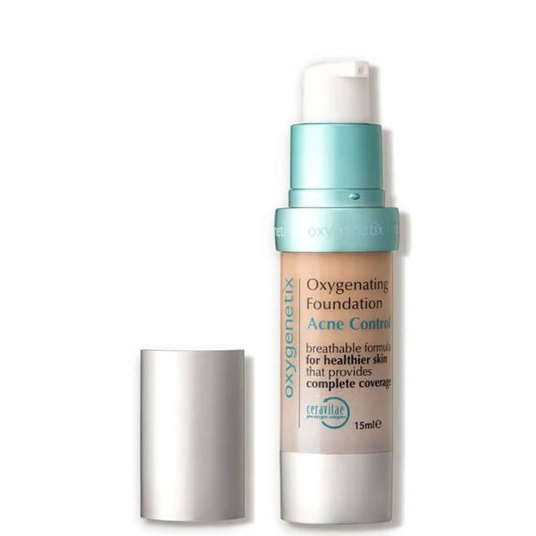 Oxygenetix Oxygenating Acne Control Foundation (15 ml.)