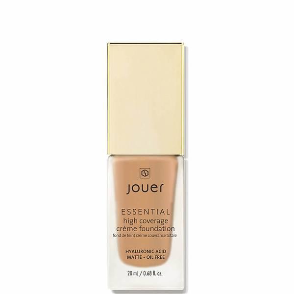 Jouer Cosmetics Essential High Coverage Creme Foundation 0.68 fl. oz.