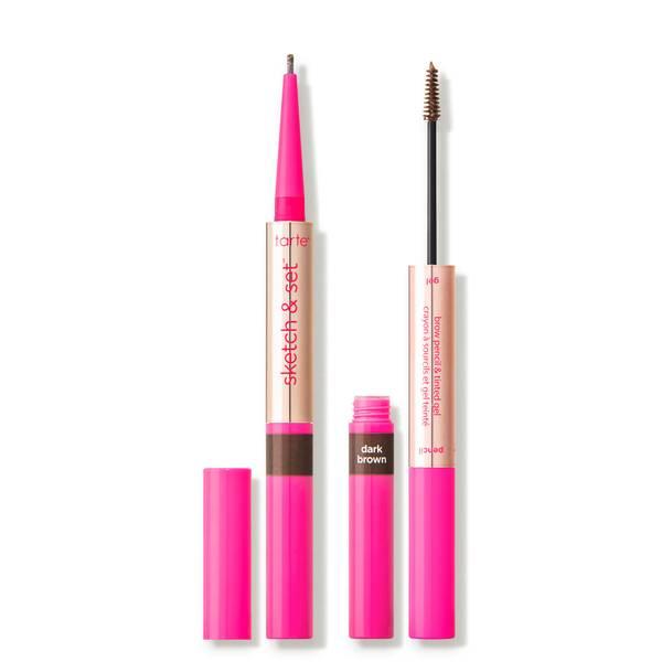 Tarte Cosmetics Big Ego Sketch Set Brow Pencil Tinted Gel (2 piece)