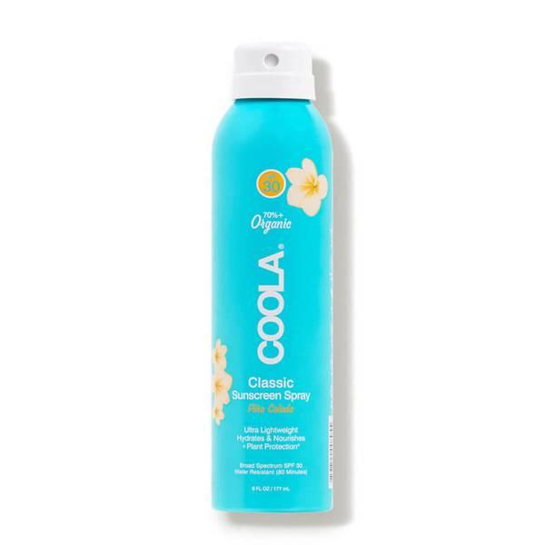 COOLA Classic Body Organic Sunscreen Spray SPF 30 (6 fl. oz.)