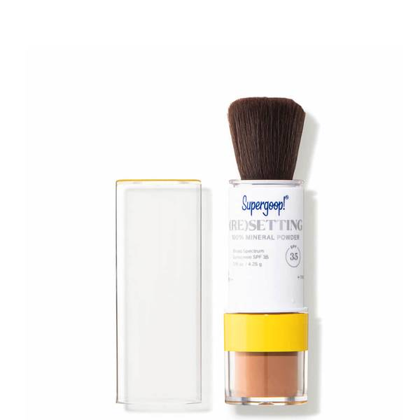 Supergoop Resetting 100 Mineral Powder SPF 35 (0.15 oz.)