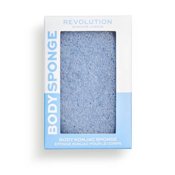 Esponja Konjac Sponge Corpo Revolution Skincare