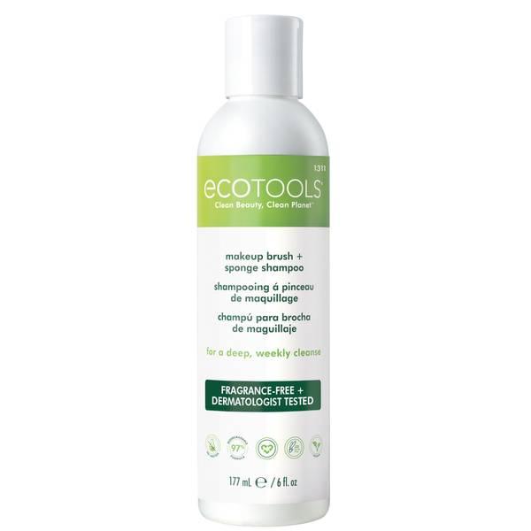 EcoTools Makeup Brush and Sponge Shampoo 177ml