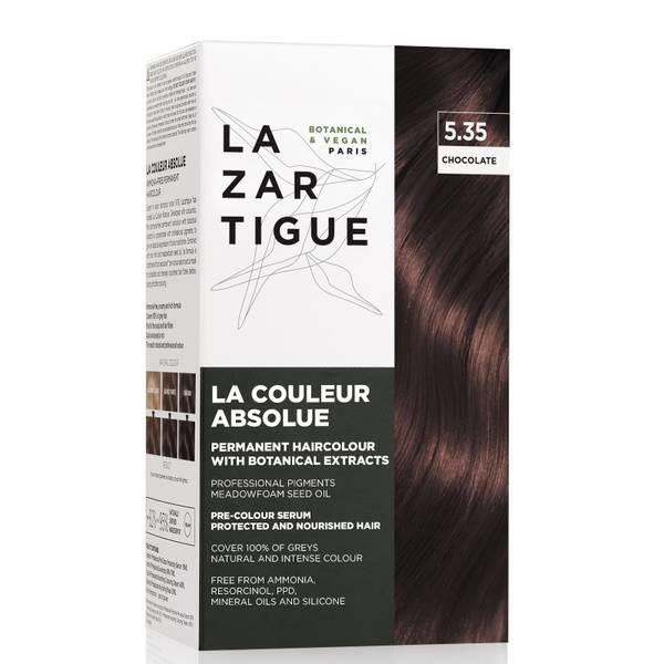 Lazartigue Absolute Colour - 5.35 Light Golden Auburn Chestnut 153ml