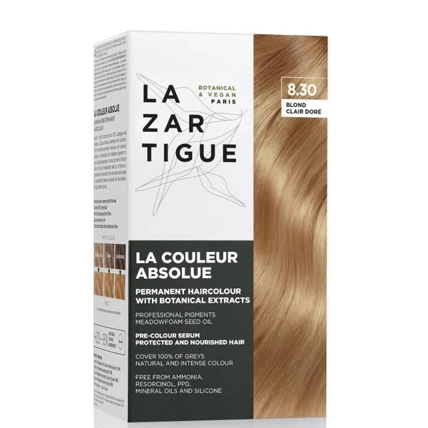Lazartigue Absolute Color - 8.30 Светло-золотистый блонд 153 мл
