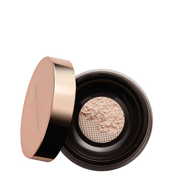 nude by nature Translucent Loose Finishing Powder 10g (Various Shades)