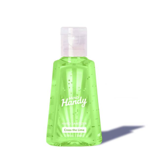 Merci Handy Hand Sanitizer - Cross the Lime