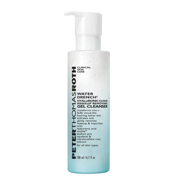 Peter Thomas Roth Water Drench Hyaluronic Cloud Gel Cleanser 6.7 fl. oz
