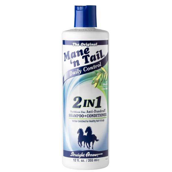Mane 'n Tail Anti-Dandruff 2-in-1 Shampoo and Conditioner 355ml