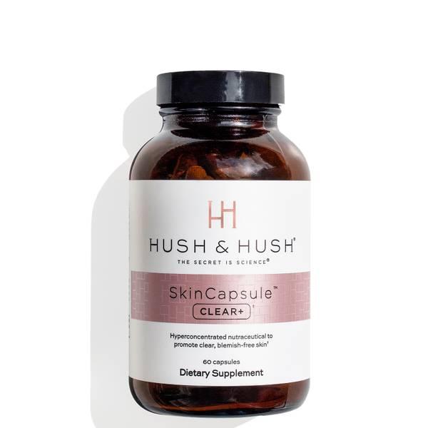 Hush Hush SkinCapsule CLEAR+ 60 capsules