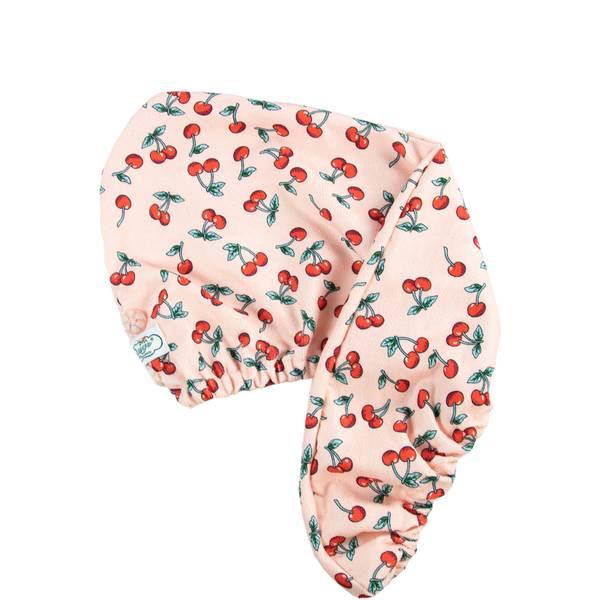 The Vintage Cosmetic Company Cherry Print Hair Turban