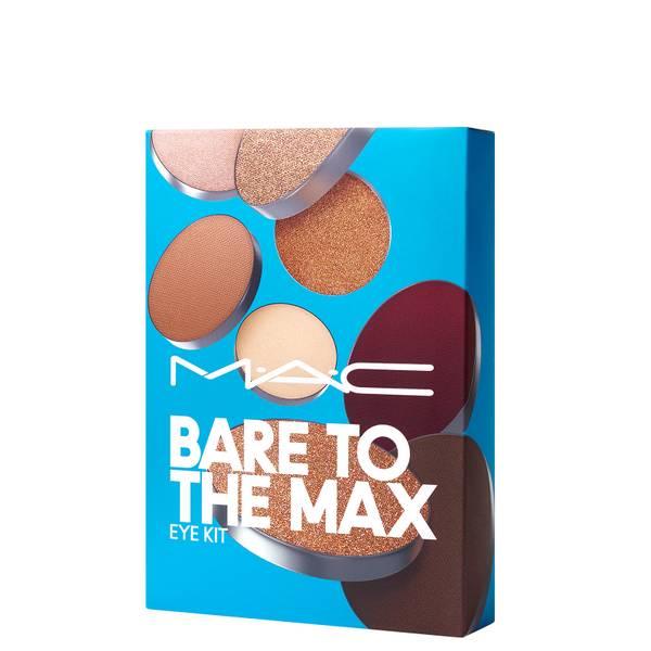 MAC Bare To The Max Eye Kit (Worth £62.72)