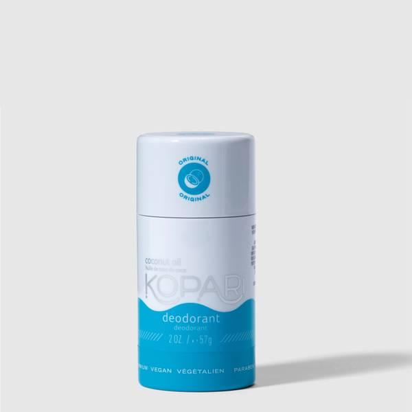 Natural Aluminum Free Coconut Deodorant - Original