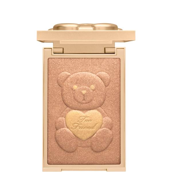 Too Faced Limited Edition Teddy Bare Bronzer - Honey Bun Glow 8g