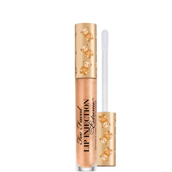 Too Faced Limited Edition Teddy Bare Lip Injection Extreme Lip Plumper - Bee Sting 4g