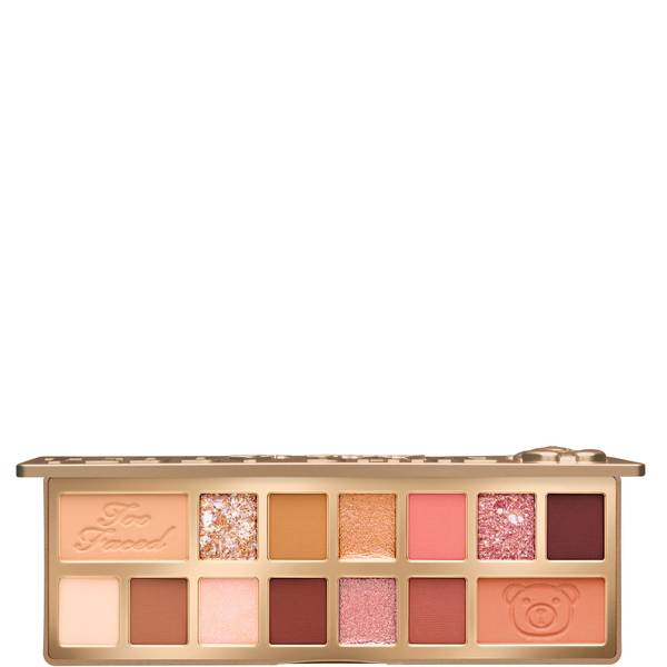 Too Faced Teddy Bare Eyeshadow Palette - Bare it All 14.6g