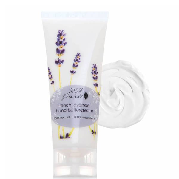 100% Pure Hand Buttercream - French Lavender (2 oz.)