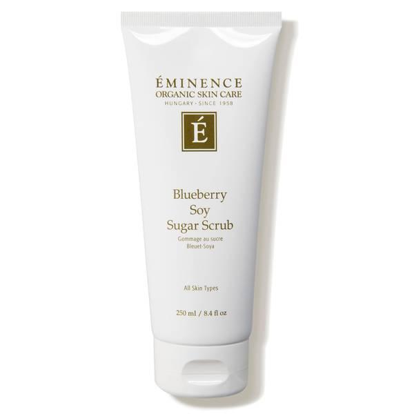 Eminence Organics Blueberry Soy Sugar Scrub (8.4 fl. oz.)
