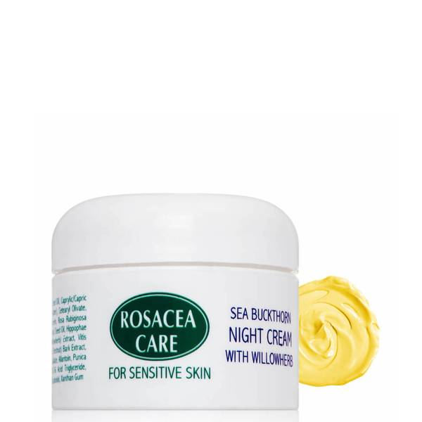 Rosacea Care Sea Buckthorn Night Cream with Willowherb (1 oz.)