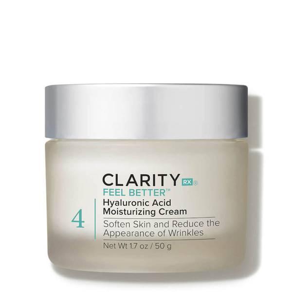 ClarityRx Feel Better Hyaluronic Acid Moisturizing Cream (1.7 oz.)