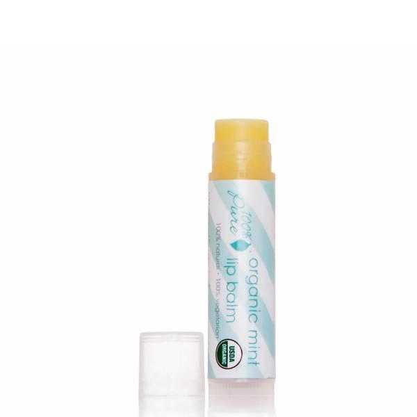 100% Pure Organic Mint Lip Balm (0.15 fl. oz.)