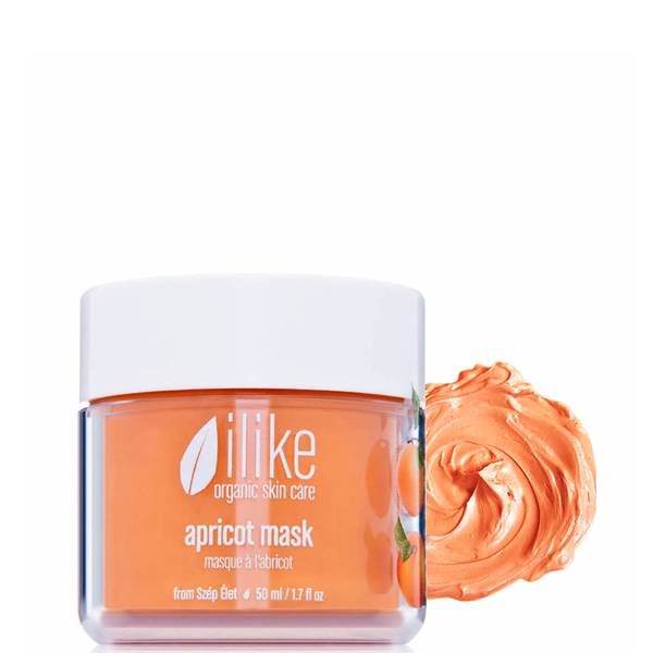 ilike organic skin care Apricot Mask (1.7 fl. oz.)