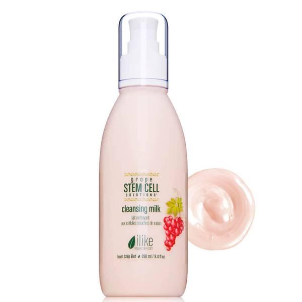 ilike organic skin care Grape Stem Cell Solutions Cleansing Milk (6.8 fl. oz.)