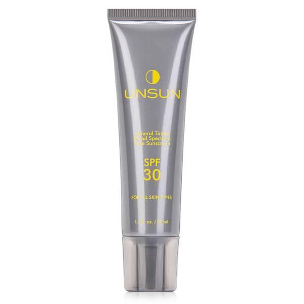 UNSUN Mineral Tinted Sunscreen SPF 30 - Medium/Dark (1.7 oz.)