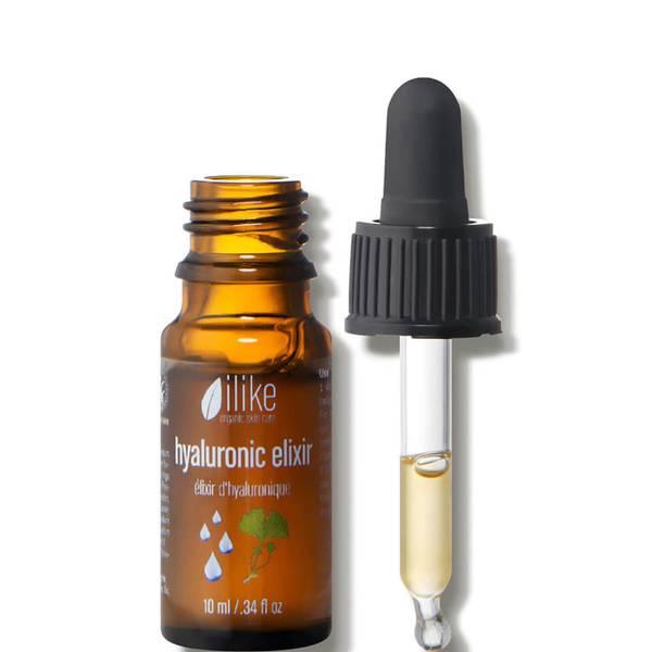 ilike organic skin care Hyaluronic Elixir (0.34 ml.)