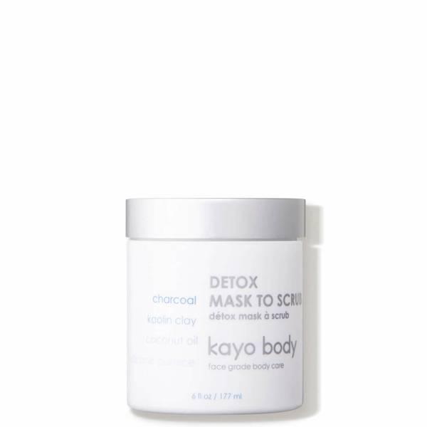 Kayo Body Care Detox Mask to Scrub (6 fl. oz.)