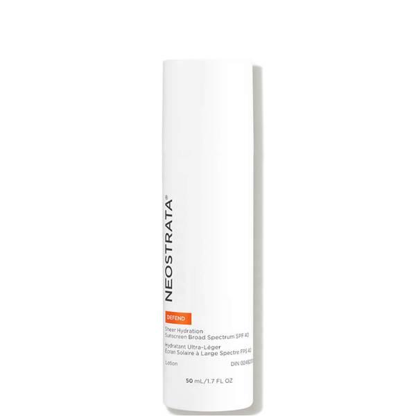 NEOSTRATA Sheer Hydration Sunscreen Broad Spectrum SPF 40 (1.7 fl. oz.)