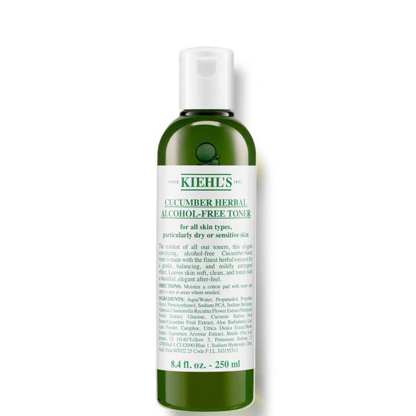 Kiehl's Cucumber Herbal Toner (Various Sizes)