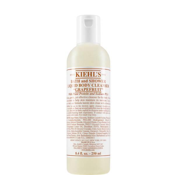 Kiehl's Bath and Shower Liquid Body Cleanser Grapefruit (Various Sizes)