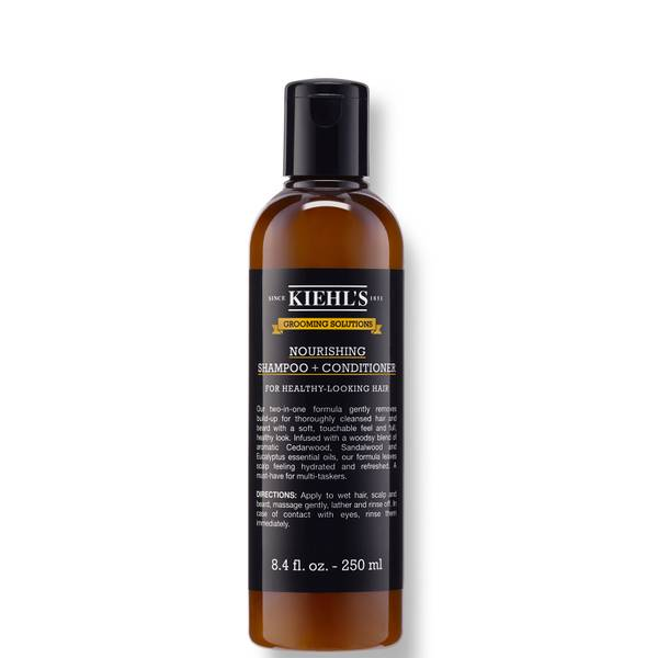 Kiehl's Grooming Solutions Nourishing Shampoo and Conditioner (Various Sizes)