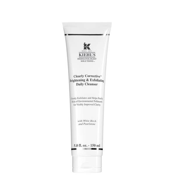 Kiehl's Clearly Corrective Brightening and Exfoliating Daily Cleanser 150ml