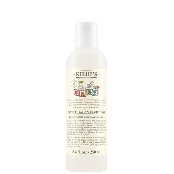 Nettoyant doux pour cheveux et corps de Kiehl's 250ml