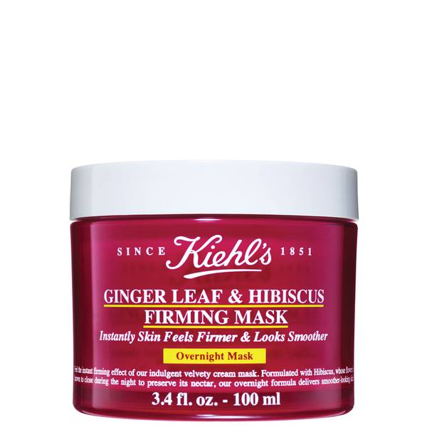 Kiehl's Ginger Leaf and Hibiscus Firming Mask 100ml