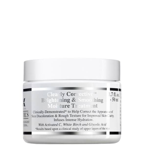Kiehl's Clearly Corrective Brightening and Smoothing Moisture Treatment 50ml