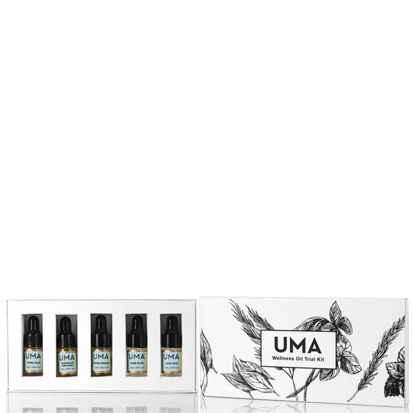 Uma Oils Wellness Oil Kit