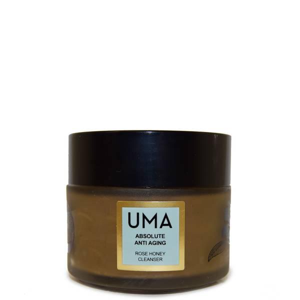 Uma Oils Absolute Anti-Ageing Rose Honey Cleanser 120ml